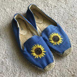 Soludos Sunflower Espadrille Flats 7